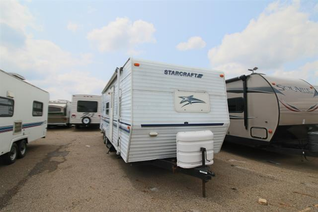 Used 2001 Starcraft Starcraft 30ST Travel Trailer For Sale