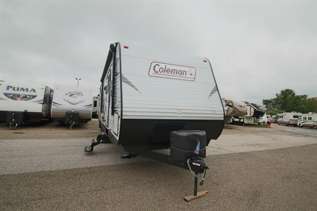 New 2016 Coleman Coleman CTS314BH Travel Trailer For Sale