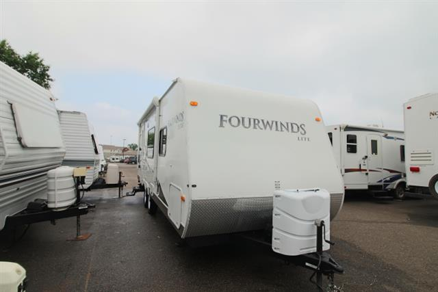 Used 2011 Fourwinds Four Winds 252RLS Travel Trailer For Sale