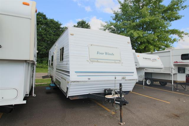 Used 2002 Four Winds Fourwinds 27BHLF Travel Trailer For Sale