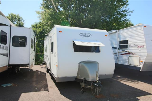 Used 2007 Travel Lite RV Trail Lite 30 Travel Trailer For Sale