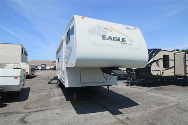 Used 2008 Jayco Jayco EAGLE SUPREME 28RLS Fifth Wheel For Sale