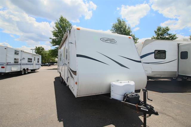 Used 2008 R-Vision R-VISION 270BHS TRAIL LITE Travel Trailer For Sale