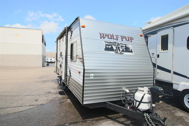 Used 2013 Cherokee Cherokee 22BP Travel Trailer For Sale