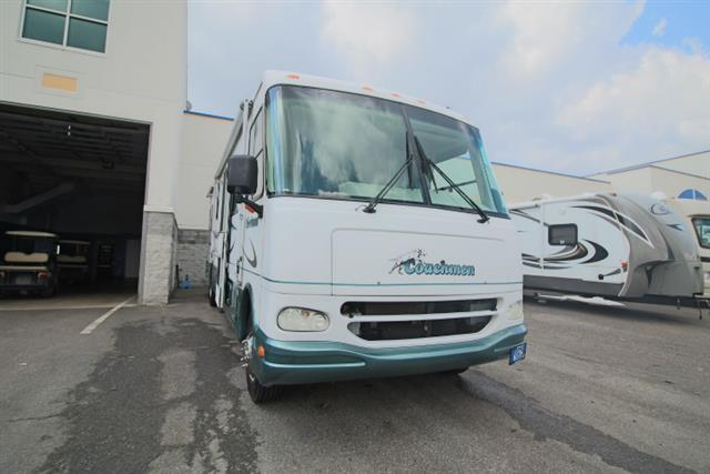 Used 2001 Coachmen Coachmen 321DS MIRADA Class A - Gas For Sale