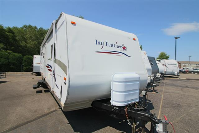 Used 2007 Jayco JAY FEATHER ULTRALITE 31V FEATHER Travel Trailer For Sale
