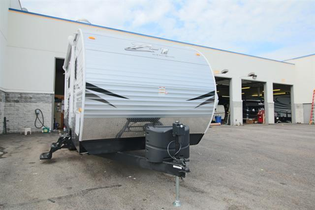 Used 2016 Z1 Z-1 225RB Travel Trailer For Sale