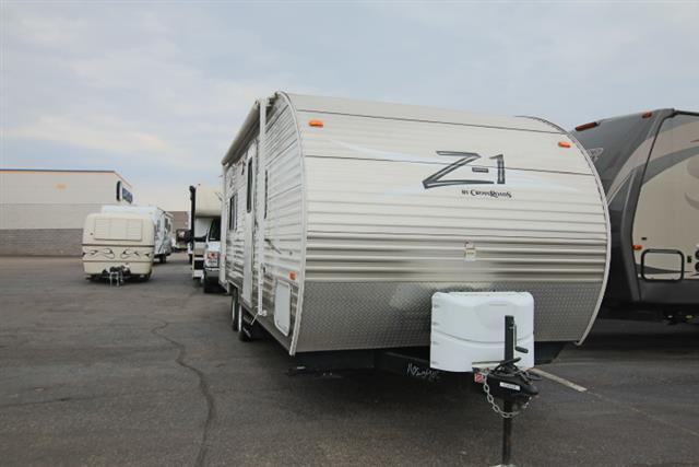 Used 2013 Z1 Z-1 23 Travel Trailer For Sale