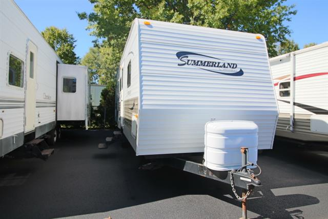 Used 2009 Springdale Springdale 2670BH Travel Trailer For Sale