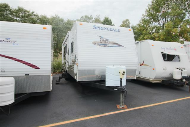 Used 2010 Springdale Springdale 29RK Travel Trailer For Sale