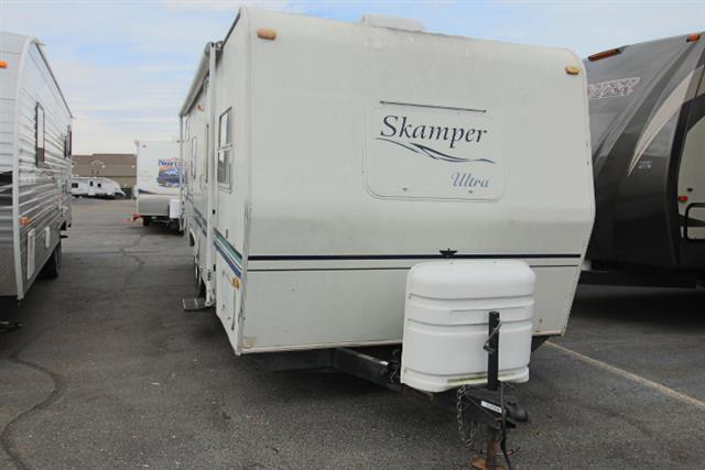 Used 2000 SKAMPER LITE Skamper SK278 Travel Trailer For Sale