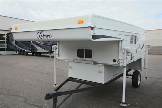 Used 2008 Palomino Bronco 1251 Truck Camper For Sale