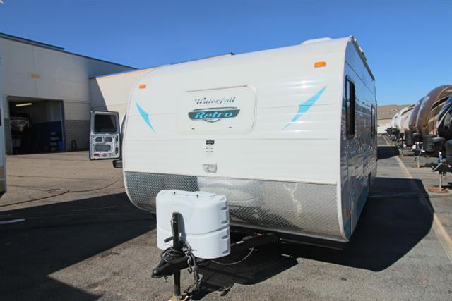 2015 RIVERSIDE RV WATERFALL