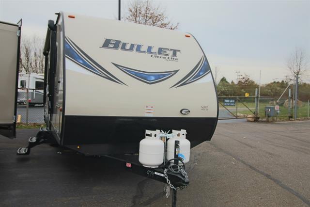 New 2016 Keystone Bullet 251RBS Travel Trailer For Sale