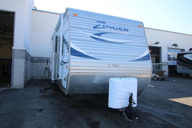 Used 2012 CROSSROADS RV Zinger 26BH Travel Trailer For Sale