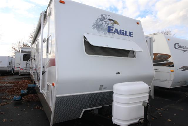 Used 2007 Jayco Jayco 322 Travel Trailer For Sale