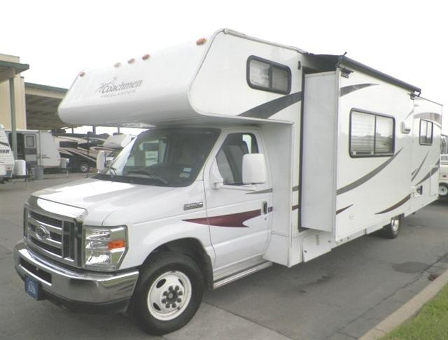 Buy a Used Coachmen Freelander in Katy, TX.