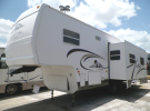 Used 2004 Forest River Cedar Creek 30LBHS Fifth Wheel For Sale