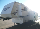 Used 2008 Crossroads Cruiser 32 BL Fifth Wheel For Sale