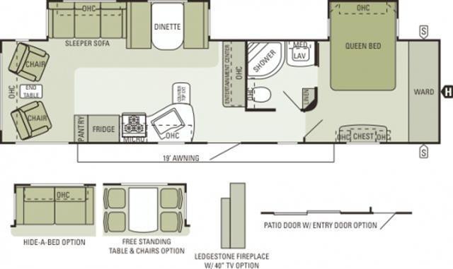 2014 Starcraft AUTUMN RIDGE
