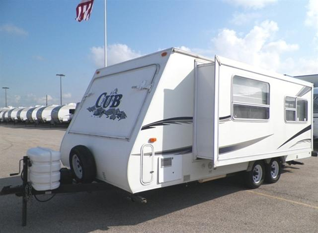 Buy a Used Dutchmen Aerolite in Katy, TX.