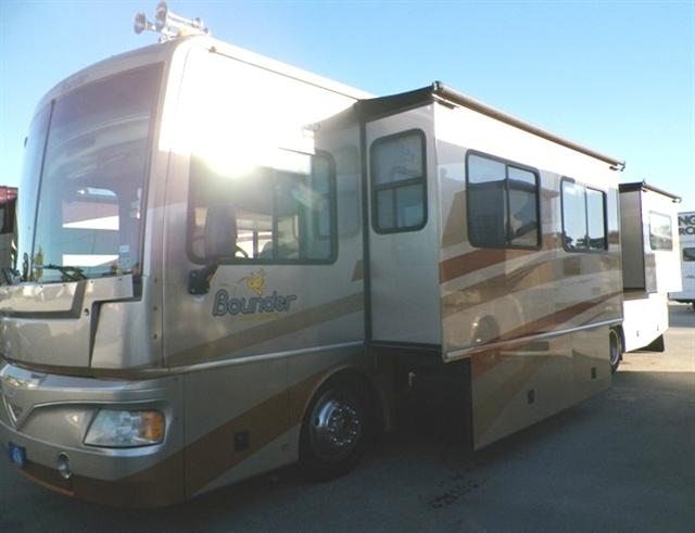 Buy a Used Fleetwood Bounder in Katy, TX.