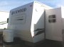 Used 2009 Forest River Rockwood 8306SS Travel Trailer For Sale