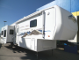 Used 2006 Heartland Big Horn 3600RL Fifth Wheel For Sale