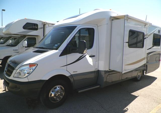Buy a Used Winnebago View in Katy, TX.