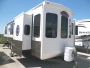 Used 2012 Forest River Cedar Creek 40CFL Travel Trailer For Sale
