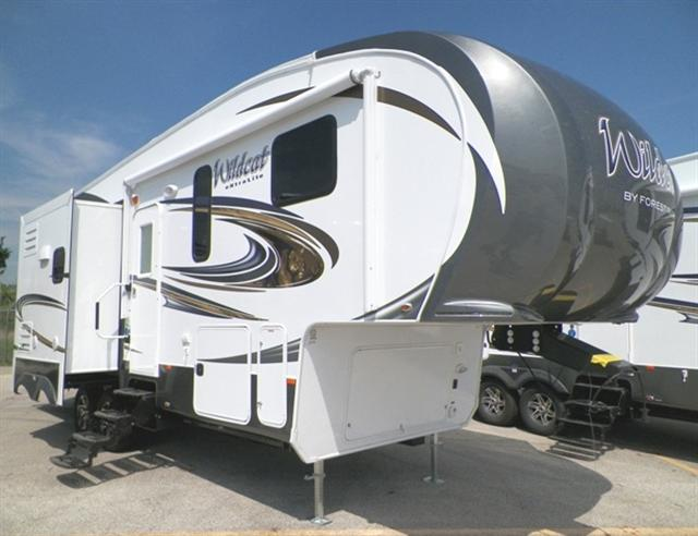 New 2015 Forest River Wildcat 303BHX Fifth Wheel For Sale