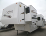 Used 2006 Carriage Carriage F35TB0 Fifth Wheel For Sale