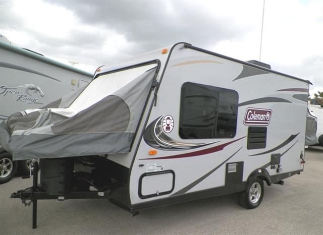 new used hybrid travel trailer coleman rvs and motorhomes for sale. Black Bedroom Furniture Sets. Home Design Ideas