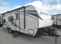 New 2015 Forest River SOLAIRE ULTRA-LITE 209BH Travel Trailer For Sale
