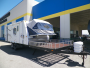 Used 2009 Dutchmen Cub 314 THV Travel Trailer Toyhauler For Sale