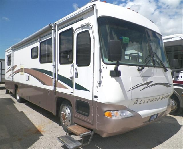 Buy a Used Tiffin Allegro Bus in Katy, TX.