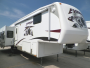 Used 2007 Keystone Everest 344J Fifth Wheel For Sale