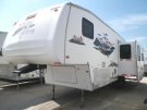Used 2007 Aspen Rv Aspen 3100S Fifth Wheel For Sale