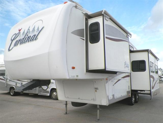 katy tx used fifth wheel 2005 forest river cardinal for sale in katy tx. Black Bedroom Furniture Sets. Home Design Ideas