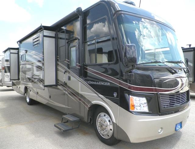 Buy a Used THOR MOTOR COACH Challenger in Katy, TX.