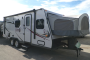 New 2014 Coleman Coleman CTE236 Hybrid Travel Trailer For Sale