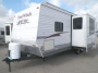 Used 2007 Thor Fourwinds 26BH Travel Trailer For Sale
