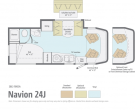 New 2014 Itasca Navion 24J Class B Plus For Sale