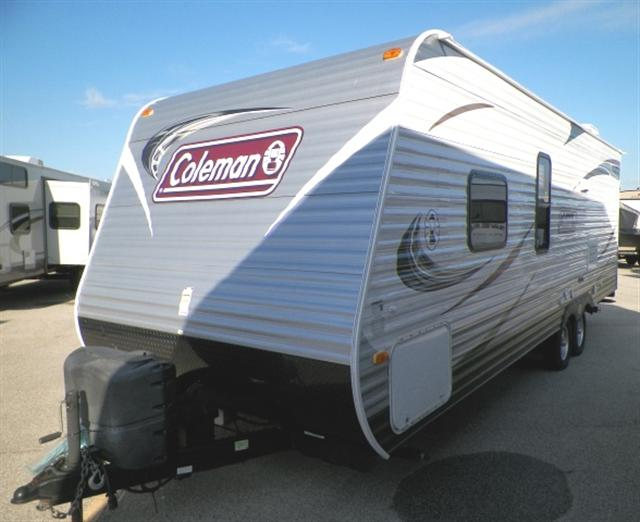 Used 2013 Keystone Coleman Travel Trailer For Sale In Katy ...