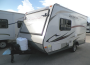 Used 2013 Jayco Jay Feather X17 Travel Trailer For Sale