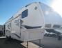 Used 2008 Keystone Cougar 320SRX Fifth Wheel Toyhauler For Sale