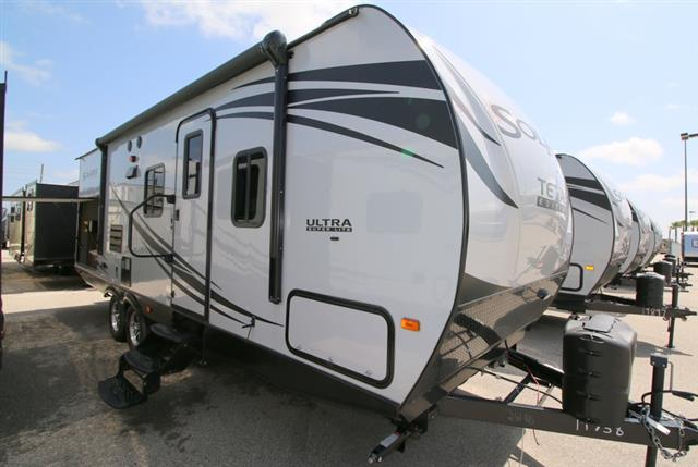 New 2015 Forest River SOLAIRE ULTRA-LITE 251RBSS Travel Trailer For Sale