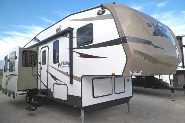 New 2015 Starcraft Travel Star 287RLS Fifth Wheel For Sale