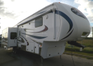 Used 2011 Coleman Coleman 340RL Fifth Wheel For Sale