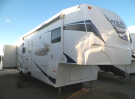 Used 2010 Keystone Cougar M-324 RLB Fifth Wheel For Sale
